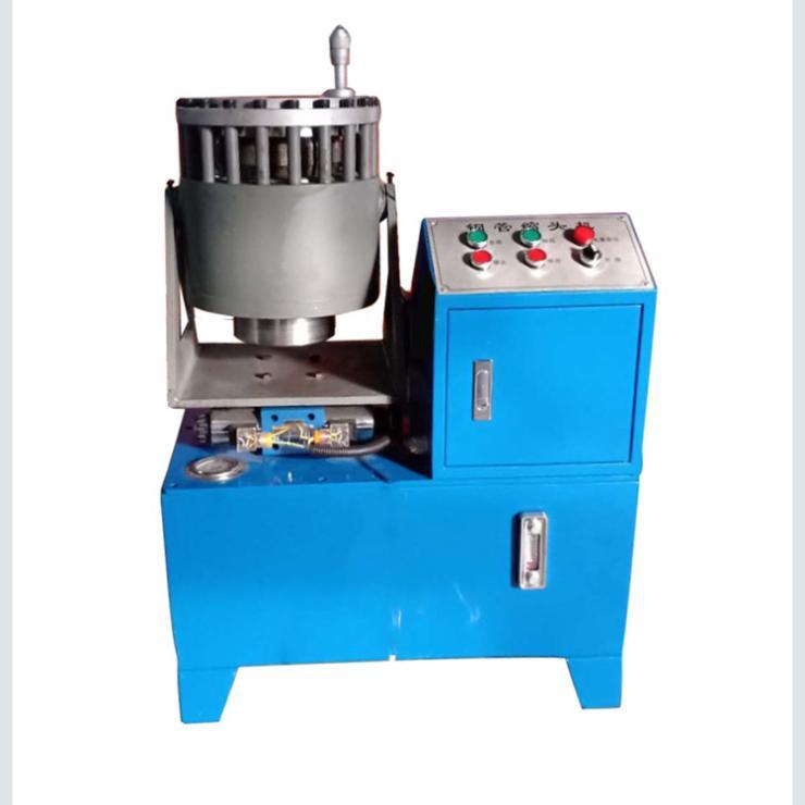 排栅管刷漆机扣件修复机钢管调直除锈刷漆机现货供应