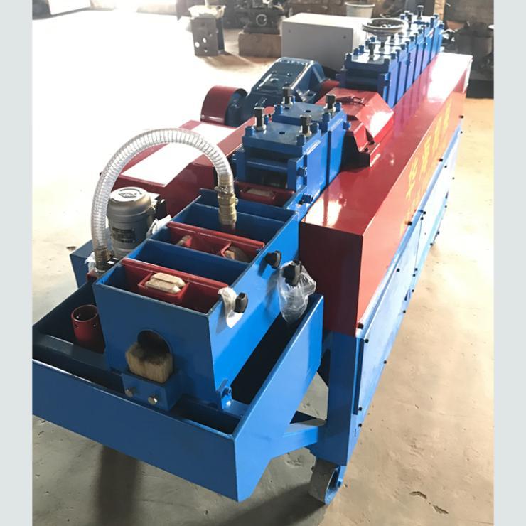 四川资阳钢管调直机钢管调直除锈刷漆机厂家直销