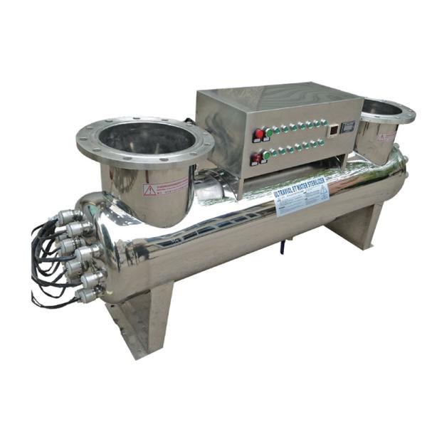 双鸭山ZD-XZY30-18二次供水紫外线消毒器