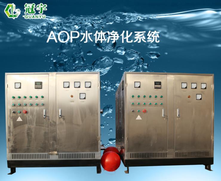 汕尾自来水AOP水处理设备