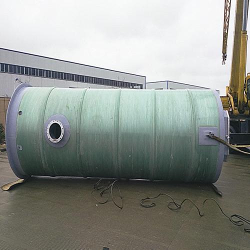 綏化污水一體化預制提升泵站重量以誠相待