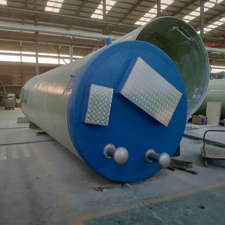 陽泉專業玻璃鋼一體化泵站廠家誠信為本