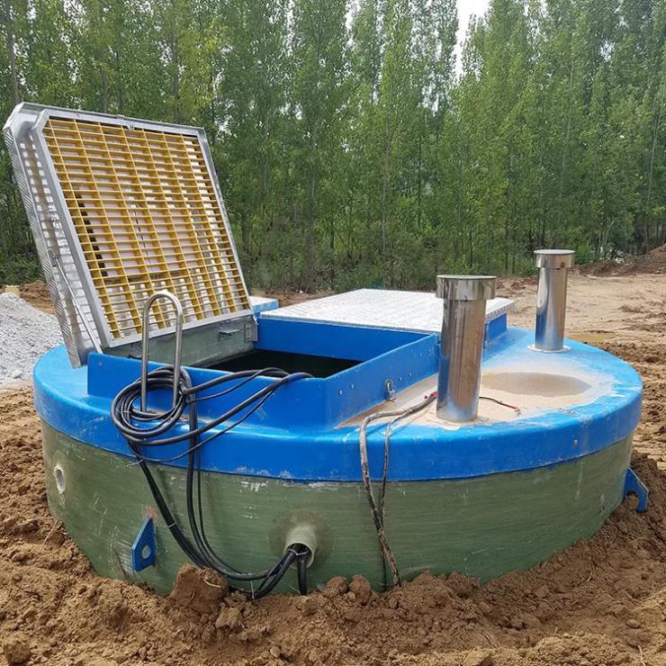 達州一體化污水提升泵站廠家直銷嚴格執行