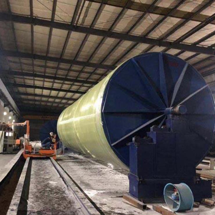 臨夏玻璃鋼筒體一體化污水泵站嚴格遵守