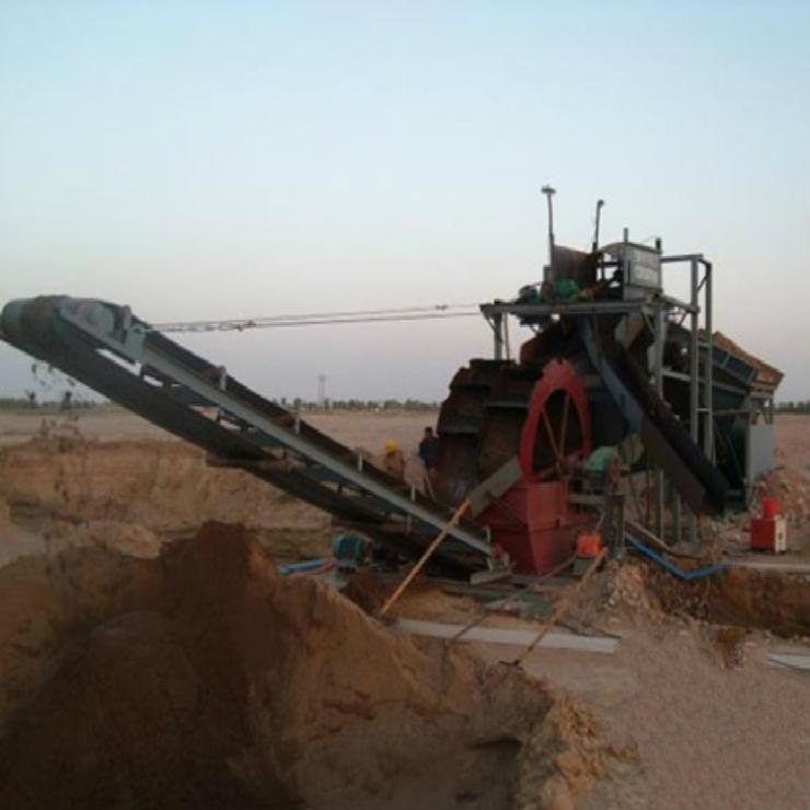 河北挖斗洗沙機哪里有