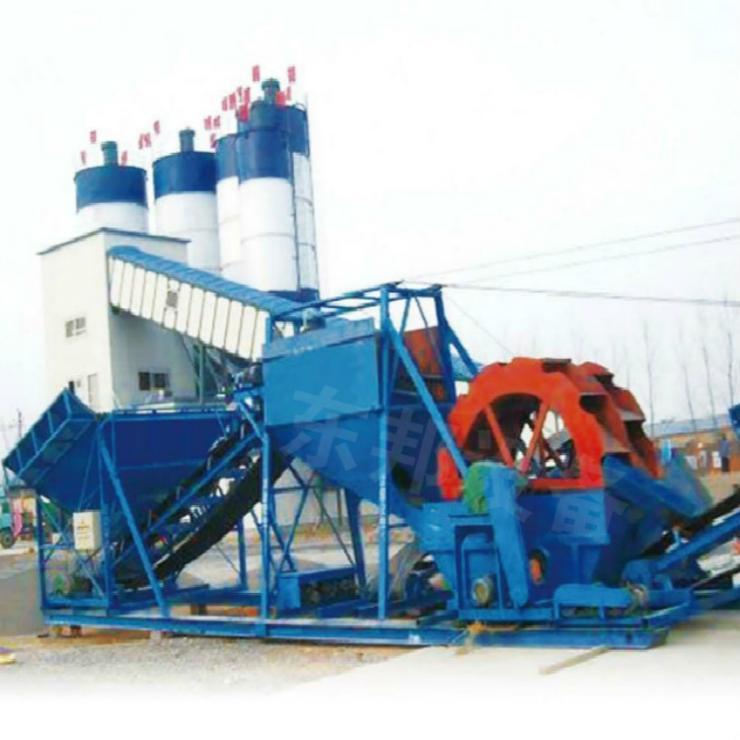 黑龍江輪式洗沙機供應廠家