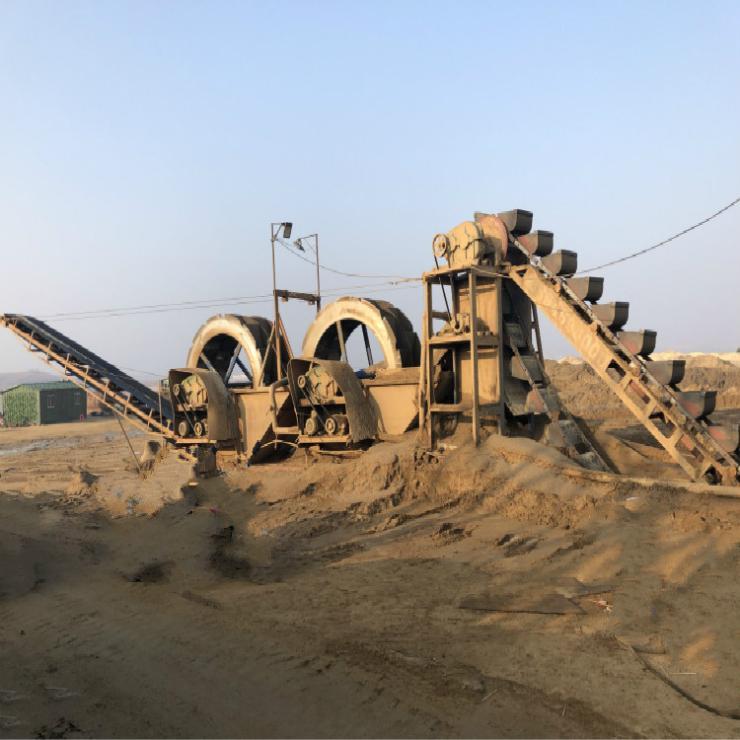 北京全自動洗沙機哪里賣
