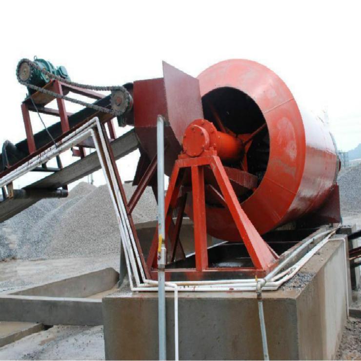 河北絞龍洗石機 螺旋洗石機 滾筒洗石機生產廠家