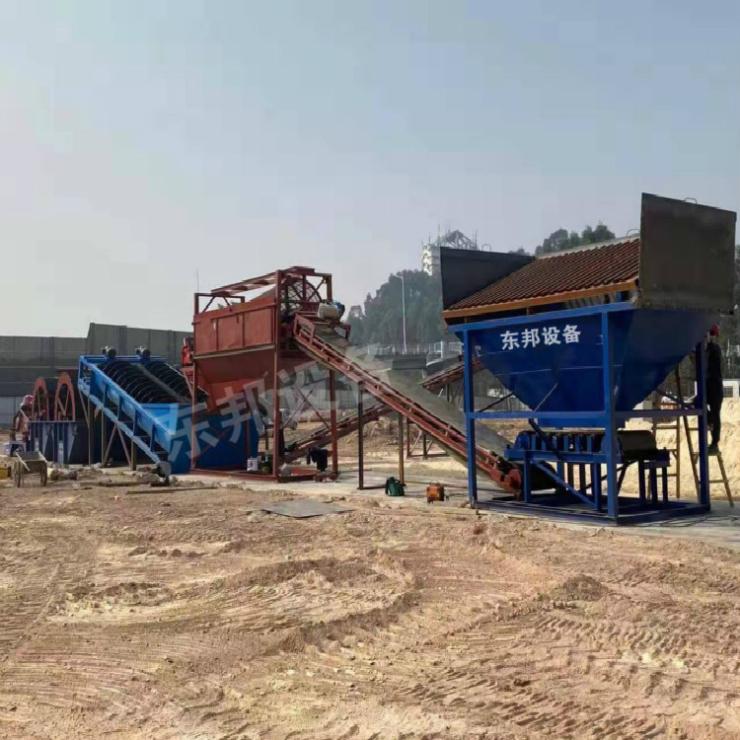遼寧大型洗石機 滾筒 螺旋洗石機現貨供應