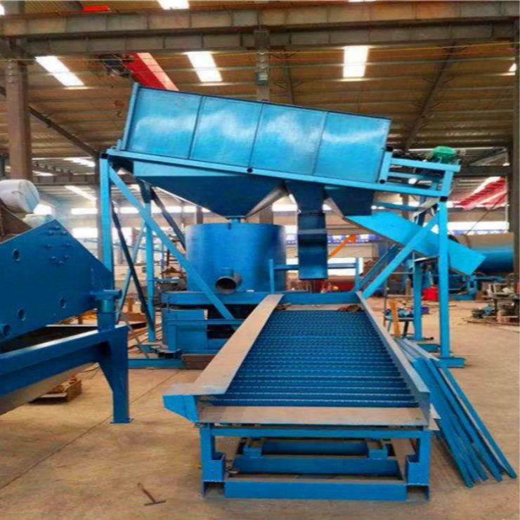 移動式淘金設備 東邦選金機械
