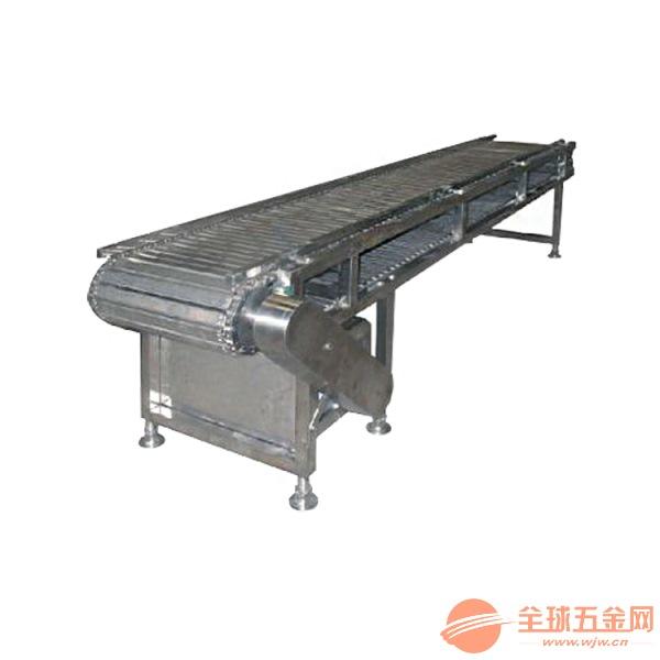 襄樊正规链板输送机厂家 多用途板链输送机参数