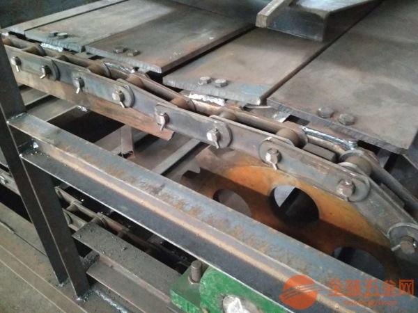 专用链板输送机厂家多用途 链板式输送机视频加工厂家
