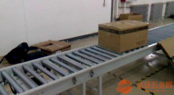 无动力滚筒输送机厂家直销 倾斜输送滚筒