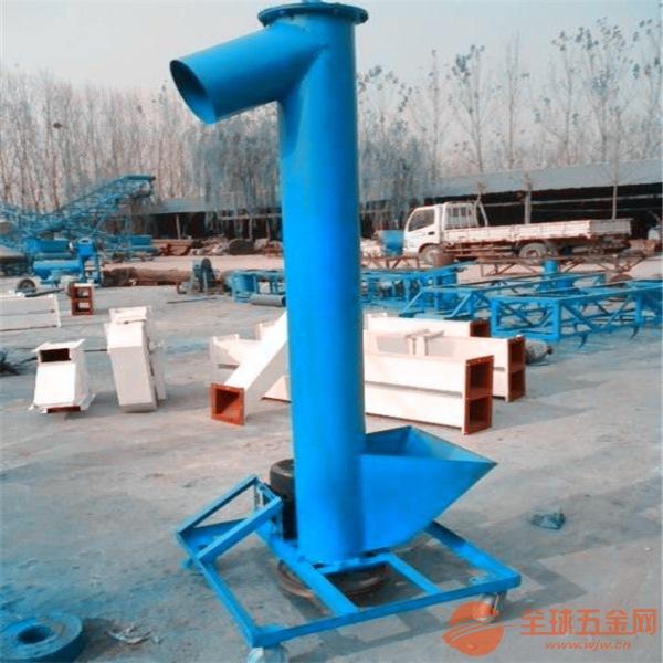 粉末螺旋提升机价格多用途 安装调试螺旋绞龙