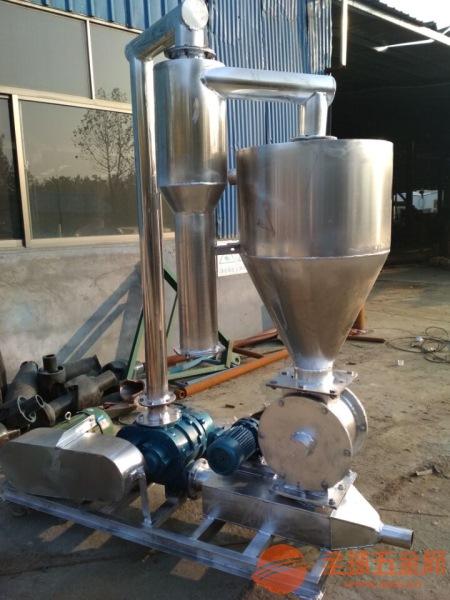 梅州大功率输送机 环保型号齐全加长软管气力吸粮机