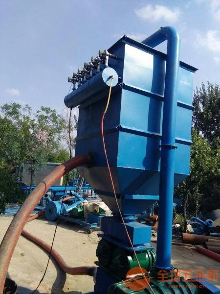 加长软管输送机热销 移动式长距离输送设备