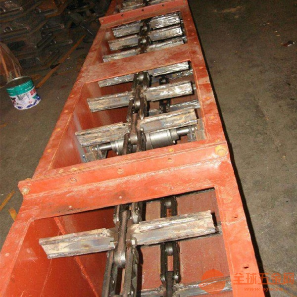 粮食双链刮板输送机 碳渣刮板机价格