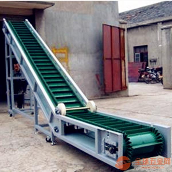 工地用可升降输送机 移动型皮带输送机厂家