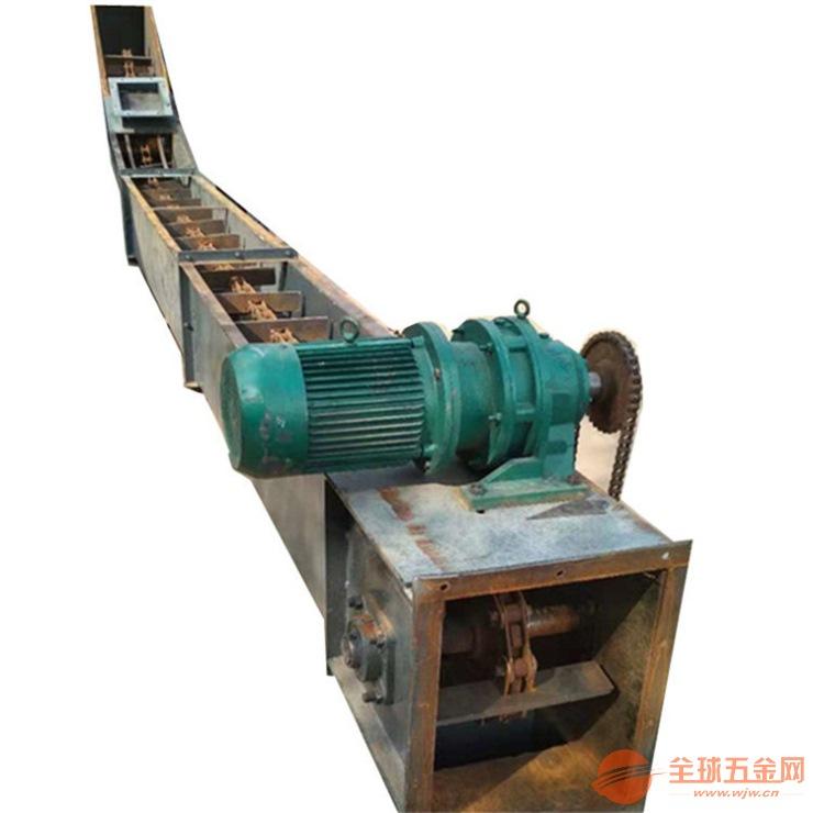 重型刮板机 630刮板输送机参数 六九重工 矿粉链条