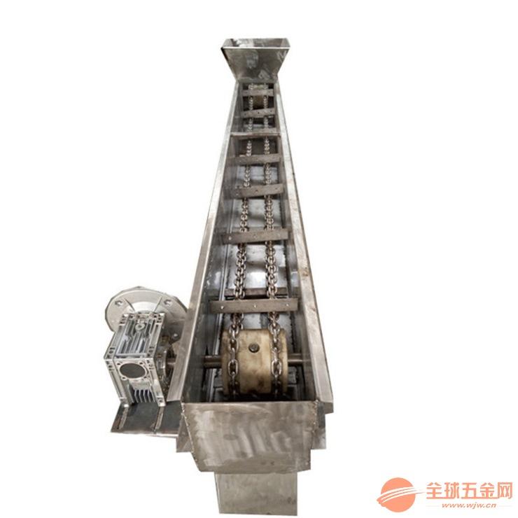 谷类轻型刮板输送机 耐腐蚀刮板机价格
