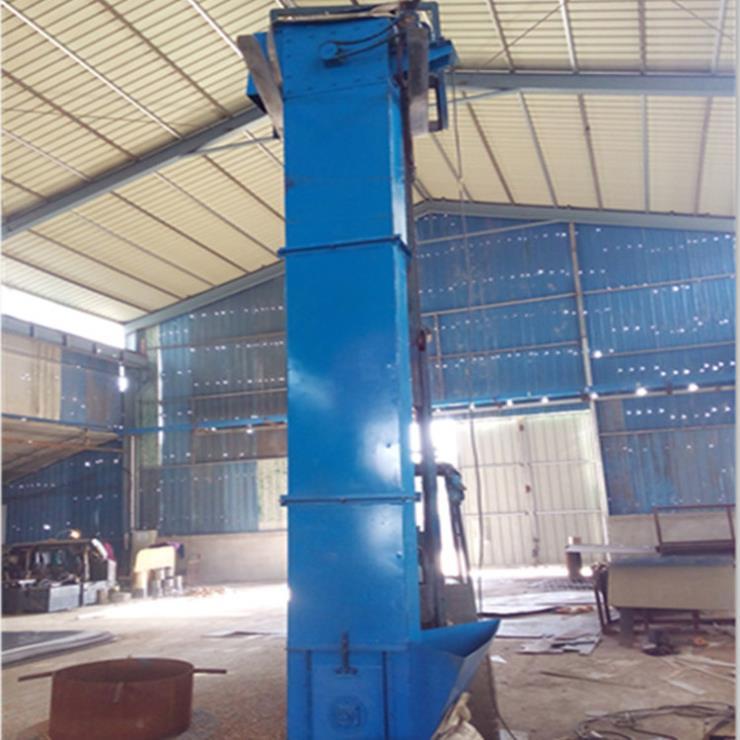 小型不锈钢斗式提升机 粉料斗式输送机 质量保证