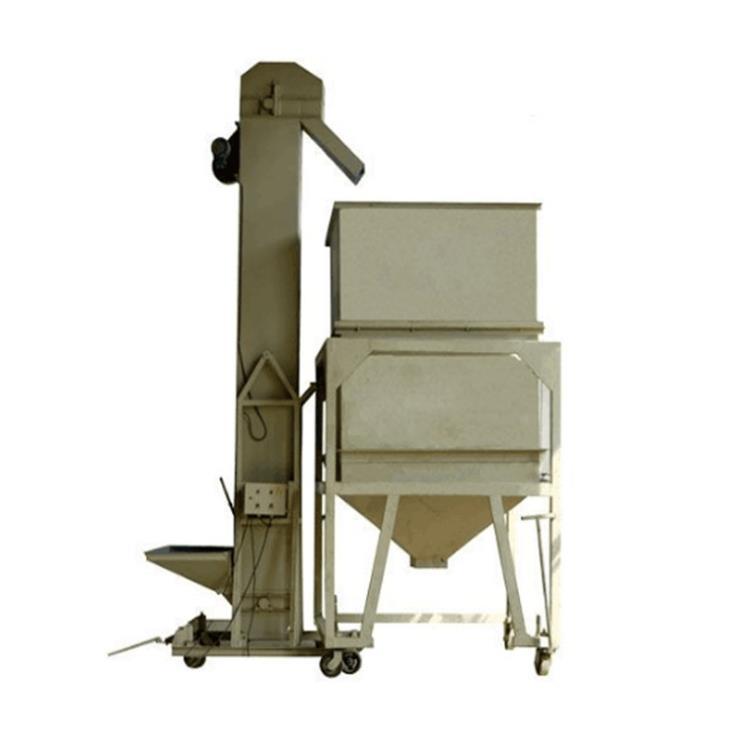 淀粉斗式提升机 链斗式垂直上料机价格