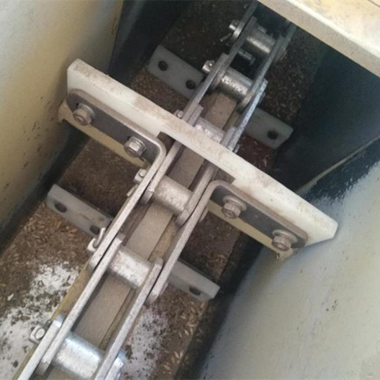 单链条刮板输送机 折弯刮板机型号价格