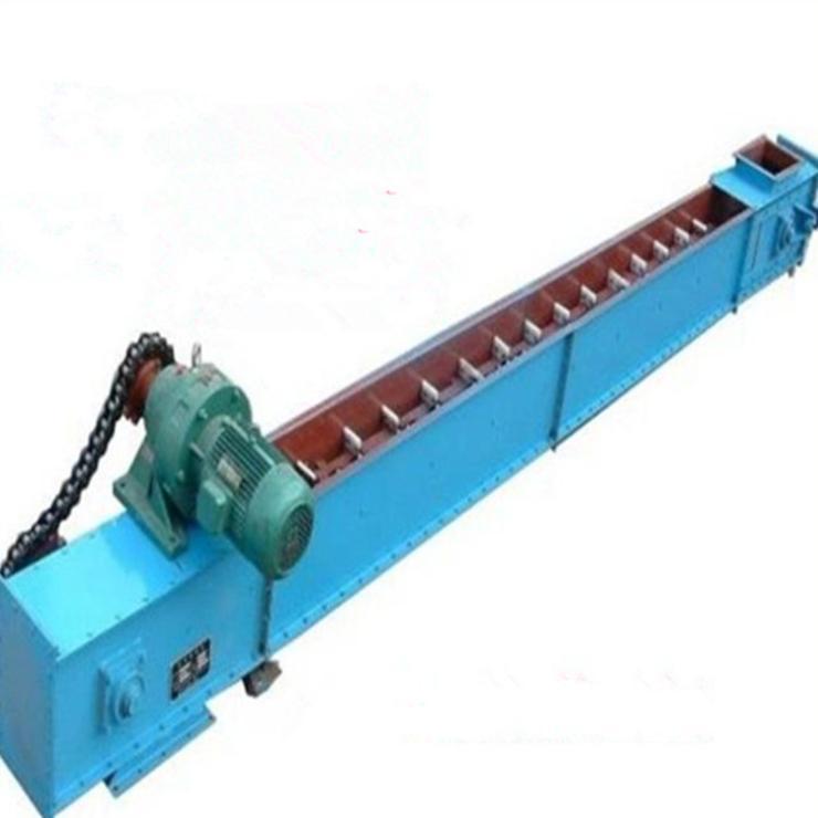 裝倉刮板機 建筑物料刮板機 雙鏈輸送機X7