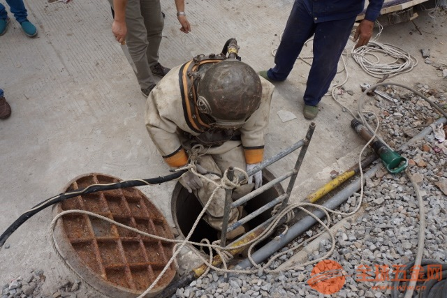 瑞昌蛙人水下维修拆除需要多少钱、潜水员施工队