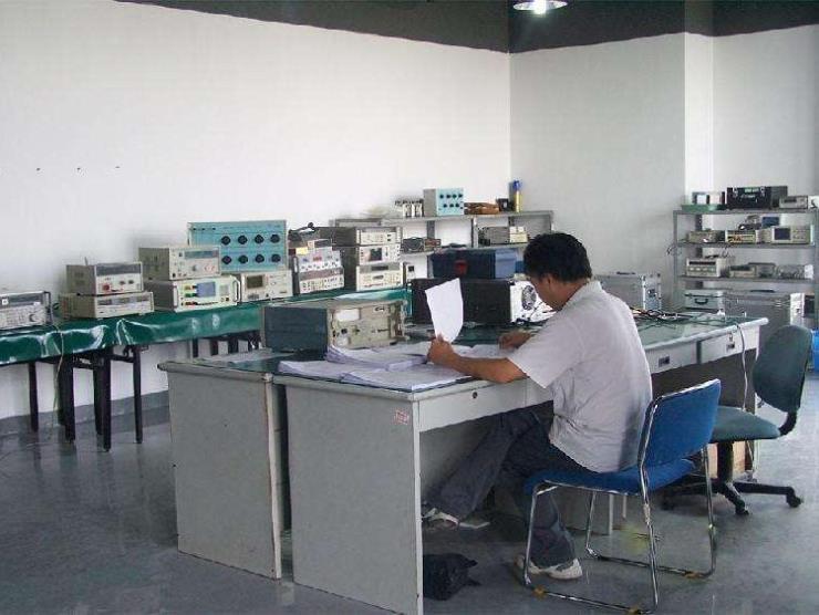 六安裕安生物工程仪器校准