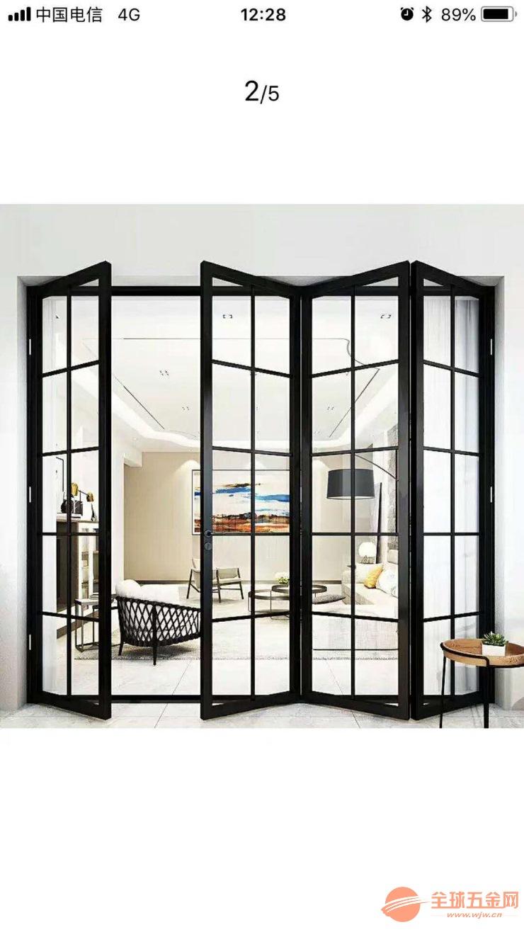 海口折叠门安装,重型折叠门,别墅阳台折叠门,折叠门厂