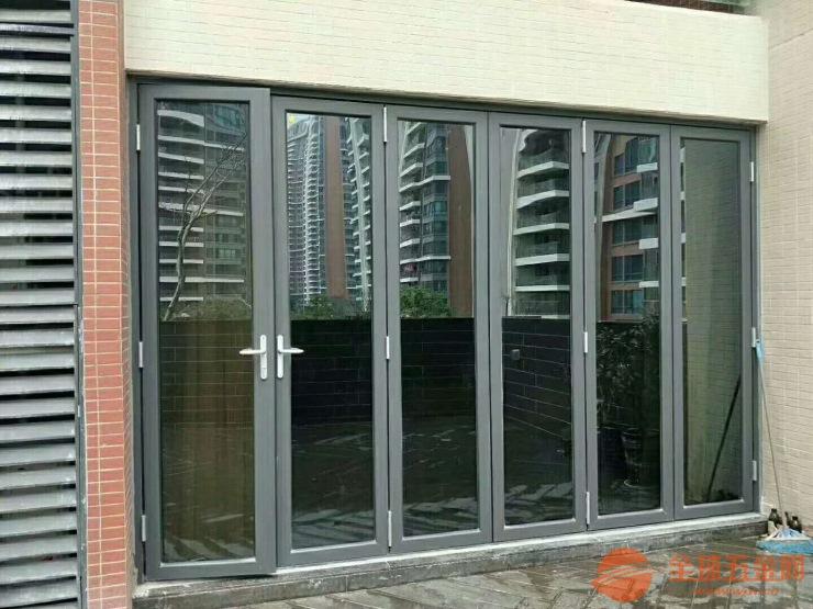 辽源折叠门安装,阳光房配套折叠门,折叠门厂家