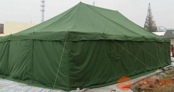 立杆型军s用棉帐篷