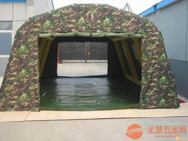 野战拱型车辆器材维修帐篷