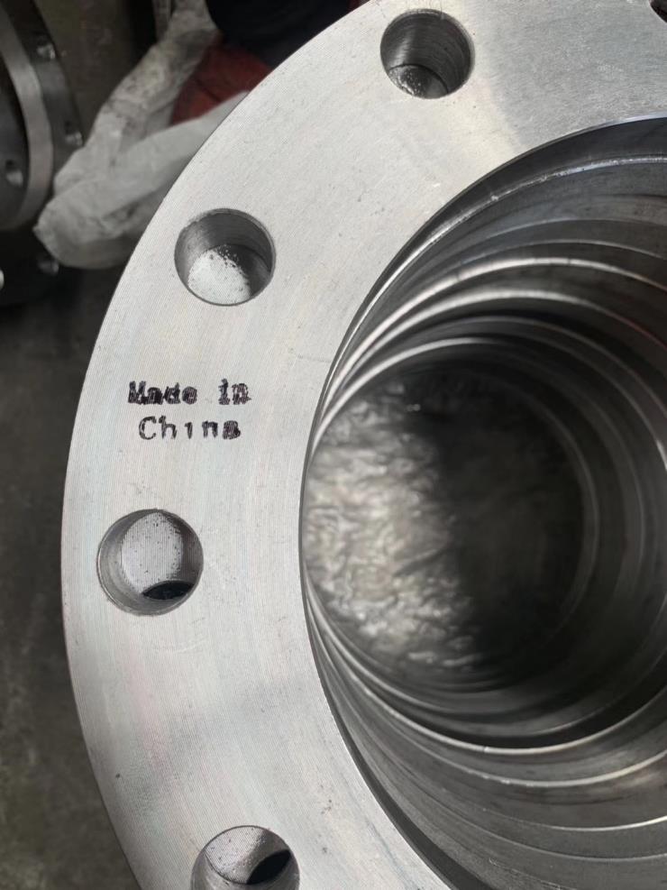 河北冀孟集团专业生产DIN2527法兰 质X价廉