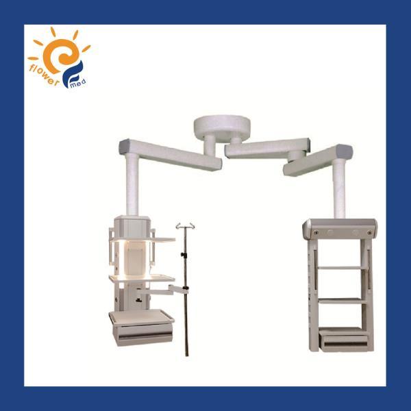 ICU重症监护室干湿分离吊塔,医用吊桥参数,外科吊塔