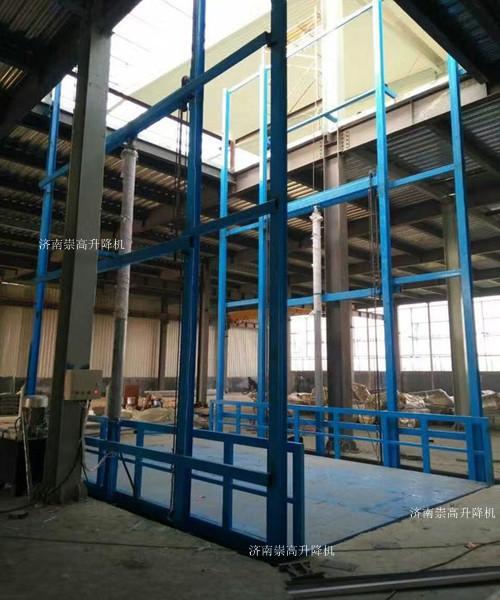 固定升降货梯生产在线看免费观看日本-莱芜钢城升降机选济南崇高