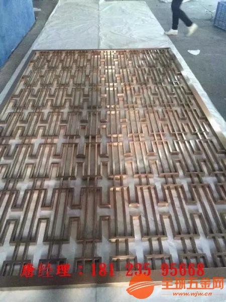 珠海定制铝合金折叠屏风铸铝仿铜组合隔断厂家质量上乘规格齐全