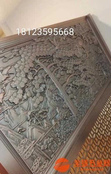 清远别墅铜屏风厂家定制铜花雕刻大品牌值得信赖