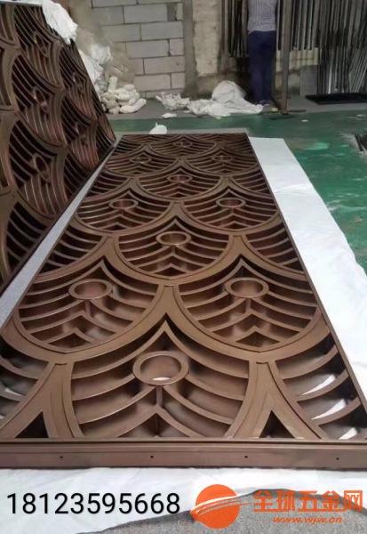 汕头铝板雕刻护栏哪家公司出货更快