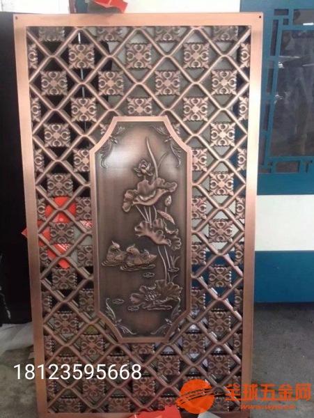 深圳铸铜雕刻门楼厂家样式多价格透明