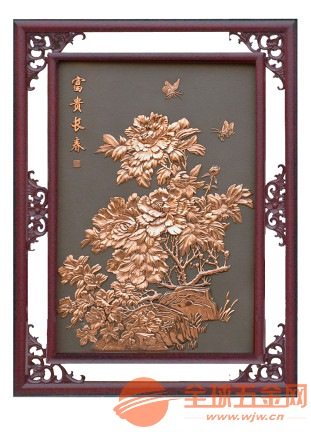 珠海纯铜雕刻牌匾实力派生产厂家品质保障