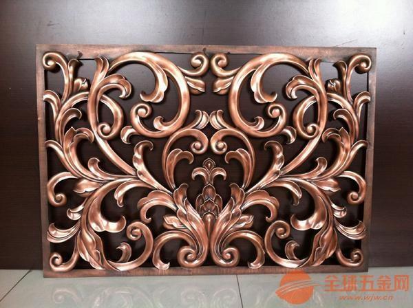 汕头仿铜铝雕刻壁画规格齐全厂家出厂直销