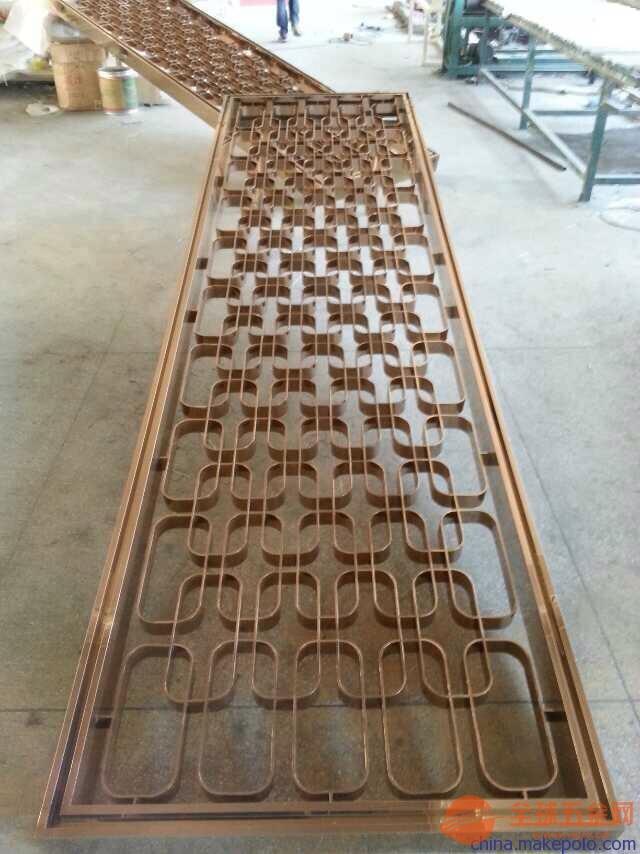 佛山中式不锈钢屏风厂家中式不锈钢屏风供应厂家售后服务完善