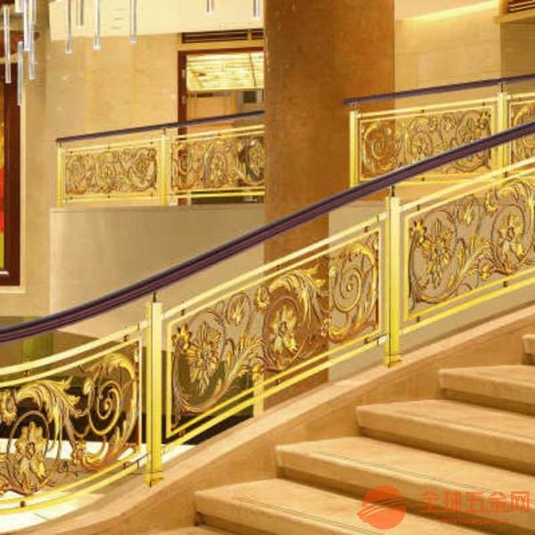 长沙全铜艺雕花护栏厂家库存丰富价格合理