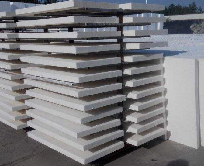 A级硅质保温板产品一览表