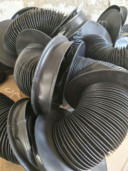 耐磨油缸防护罩价格定制需要提供什么尺寸?