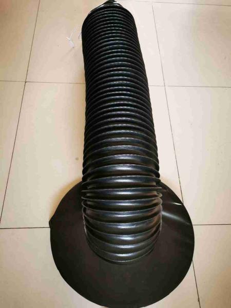 嵘实机床防护罩_防尘油缸防护罩加工