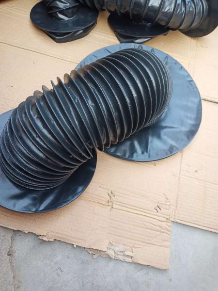 污泥压滤机油缸防护罩_防水耐油