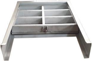 成都PZM机门分体不锈钢闸门
